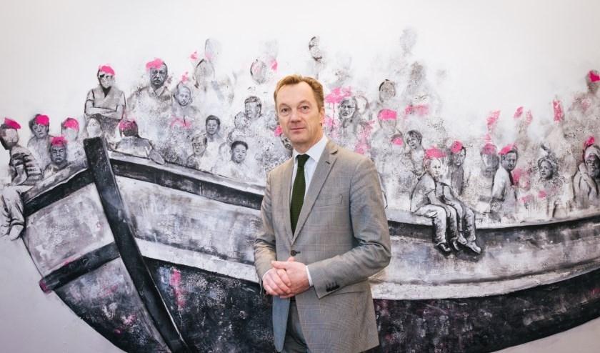 Wim Pijbes, directeur van de stichting Droom en Daad.