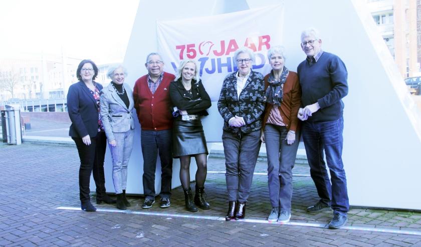 De regiegroep onder leiding van Jos Tornij presenteerde in januari nog vol trots het mooie programma rond 75 jaar vrijheid waaraan zovelen medewerking hadden verleend