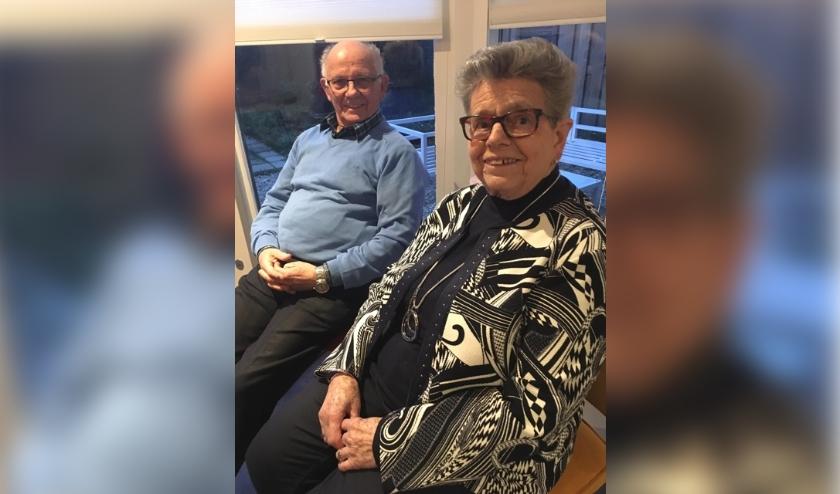 Wiel en Rika van Tuel zijn dankbaar dat ze nog bij elkaar zijn ondanks de medische problemen die ze de afgelopen jaren hebben gehad.