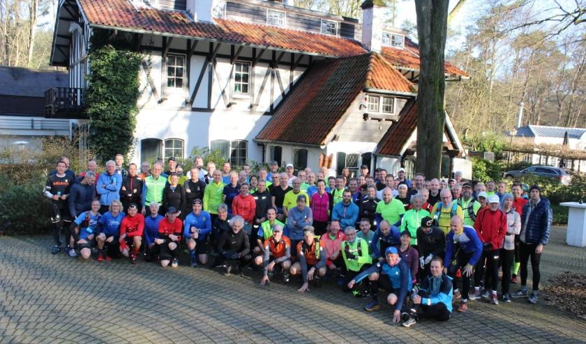 Galgenbergmarathon lopers