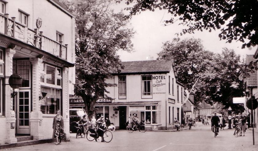Ons Dorp, hoofdstraat Epe, 1962.