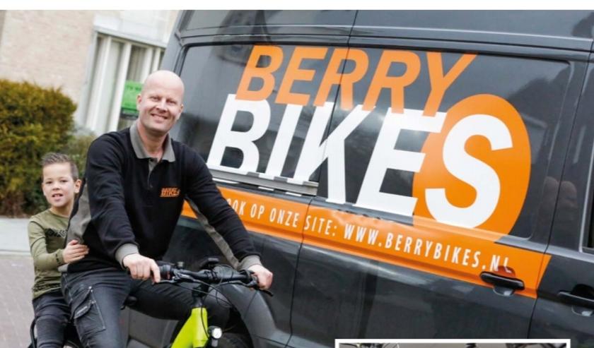 Per 1 maart is het team van Berry Bikes versterkt Stijn.