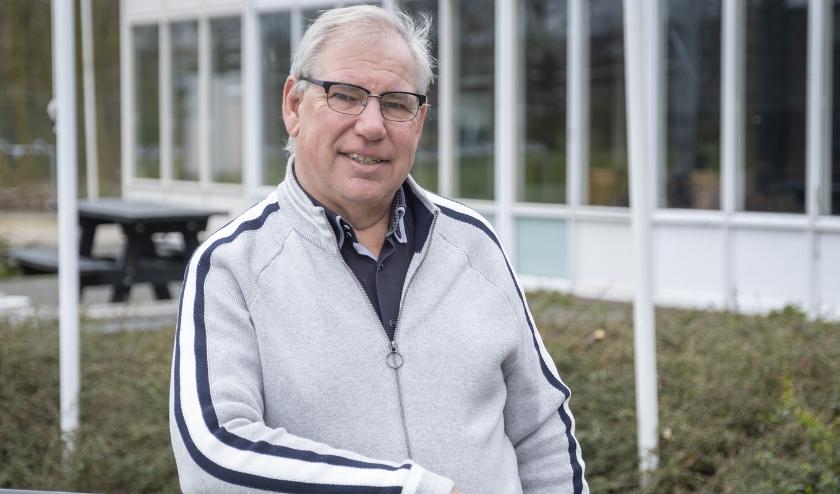 Dick Vlasblom, voorzitter van SVS. (Foto: Wijntjesfotografie.nl)