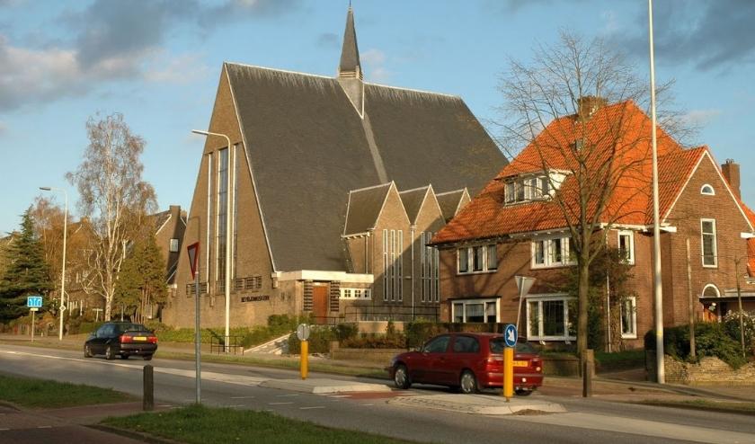 Bevrijdingskerk. Foto: Joost Uittenbogaard