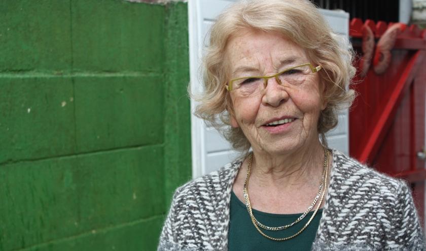 Giois Campagnolo is al vier decennia een toegewijd ambassadrice van de Italiaanse taal en cultuur. (Foto: Rob Weekers).