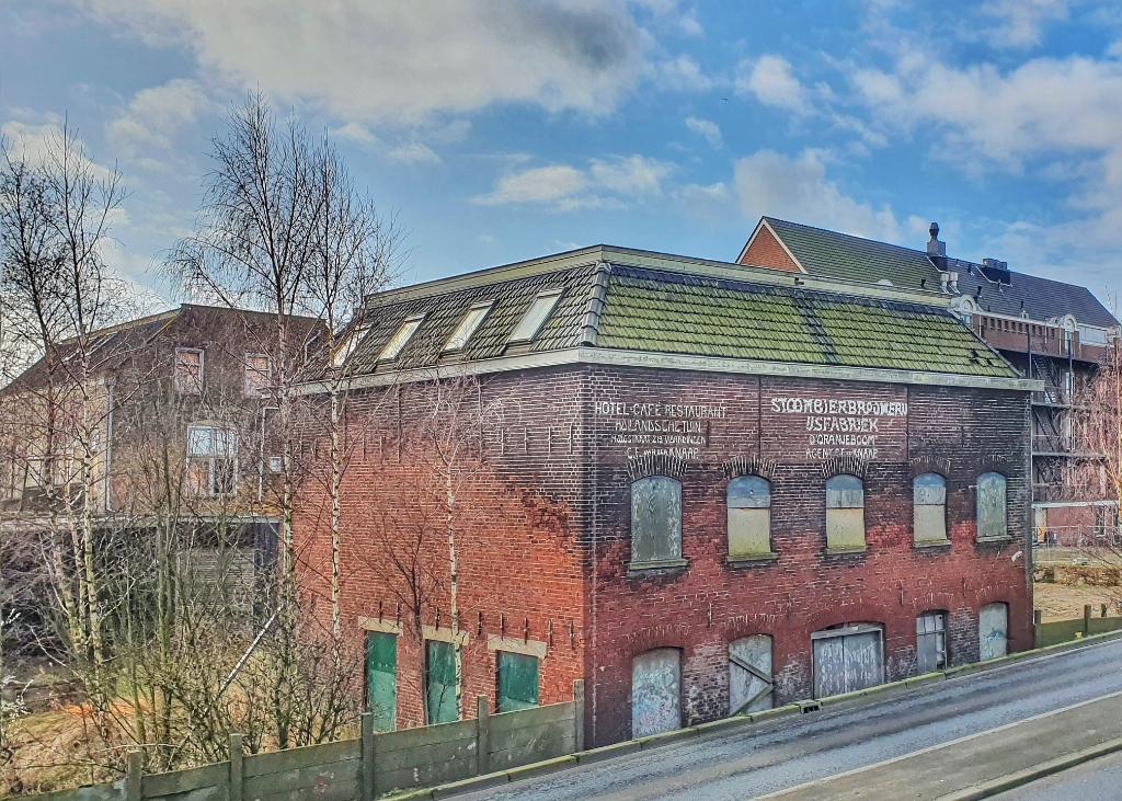De voormalige Stoombierbrouwerij  Foto: Bart Bos  © DPG Media
