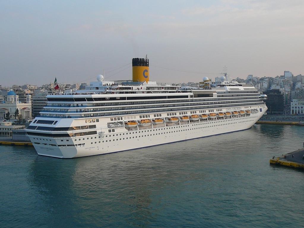 Het luxe cruiseschip de Costa Liminosa veranderde van het ene op het andere moment in een drijvend horrorpaleis. Foto: Joop van der Hor Foto: Joop van der Hor © DPG Media