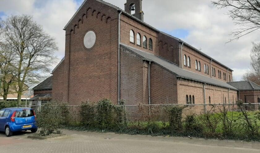 De RK-kerk in Veenendaal-zuid: de diensten gaan weer beginnen! (Foto: Martin Brink/Rijnpost)