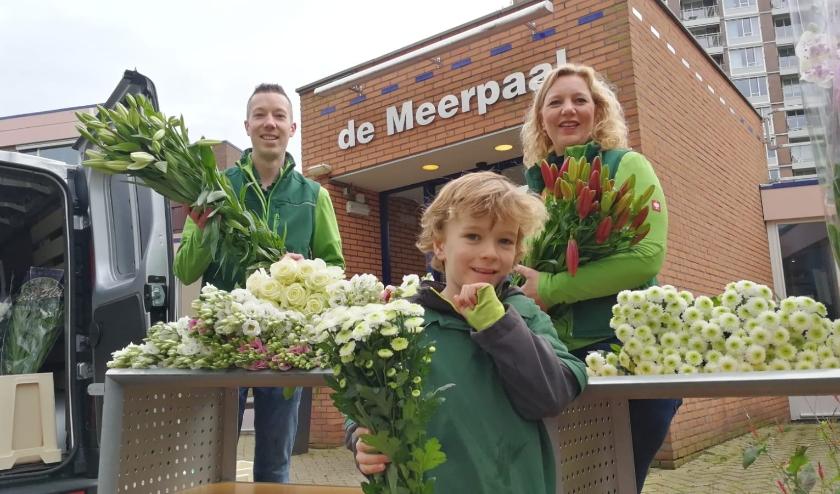 Moois van Mooy zet ouderen in de bloemetjes! Foto: Peter Spek