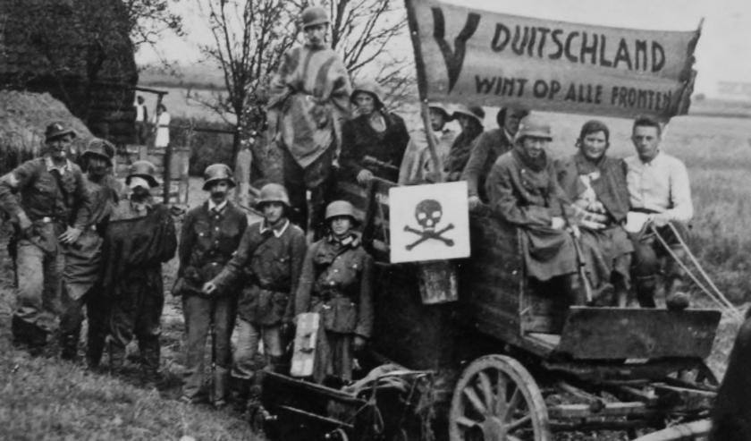 Ook de Bevrijdings tentoonstelling, die de Historische Vereniging zou organiseren in 't Weegje, schuift nu door naar het volgende jaar.