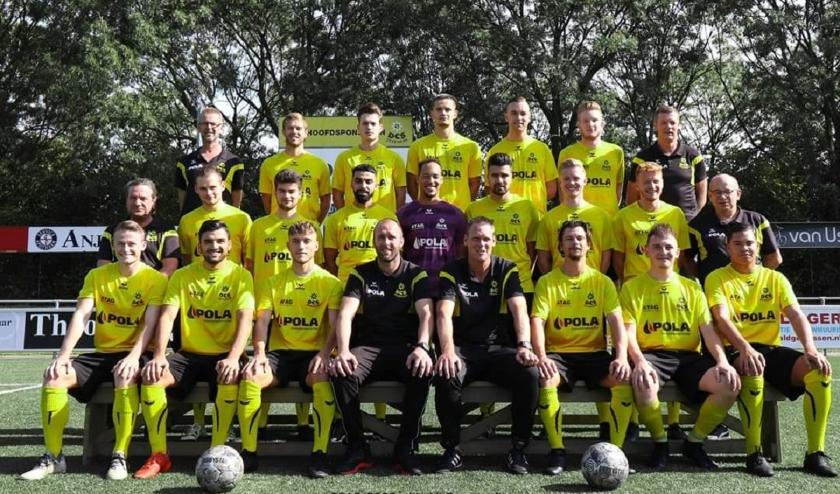 De selectie van DCS1 speelt dinsdag tegen het Nederlands militair elftal.