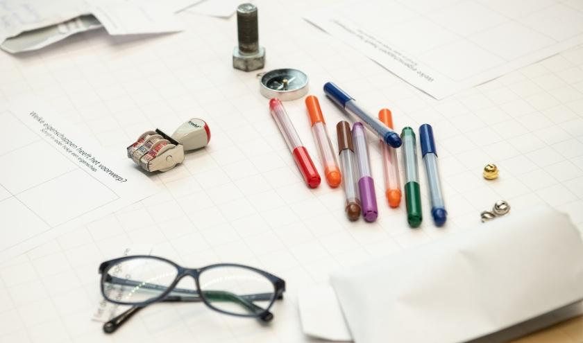 Materialen om wetenschapseducatieve activiteiten mee uit te voeren.