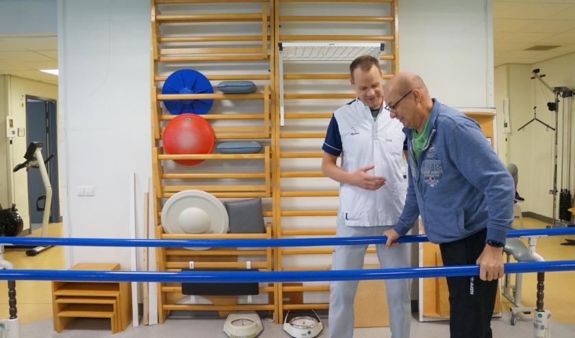 Rijndam Revalidatie opent post-IC afdeling voor coronapatiënten