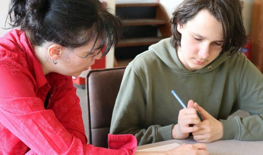 De trainingen omvatten zes lessen van een uur in zeven weken tijd in groepjes van twee tot vijf leerlingen. Zowel voor het vmbo als andere niveaus.