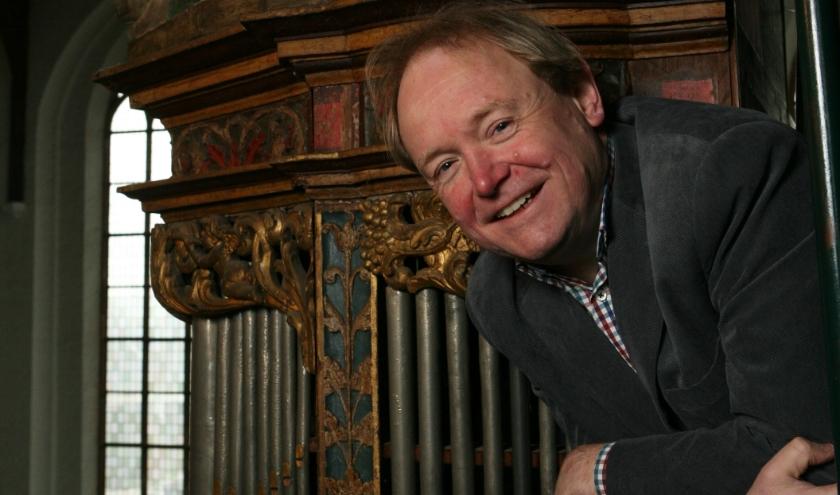Stadsorganist Arjen Leistra geeft e-concert vanuit het Stedelijk Museum Schiedam