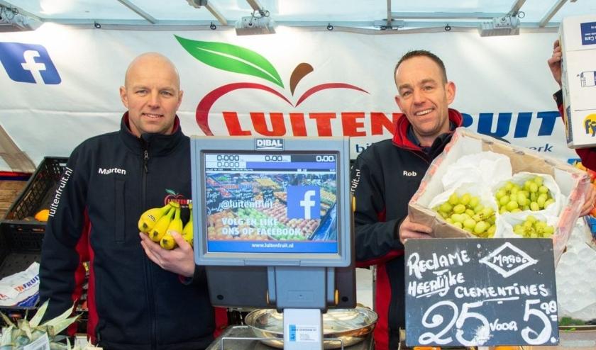 Luit en Fruit heeft een pakhuis aan de Najaarsweg 5 in Enschede. (Foto: PR)