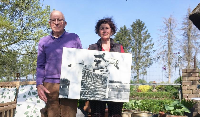 Frans en Gerda van Herten. Foto: Hub Dohmen.