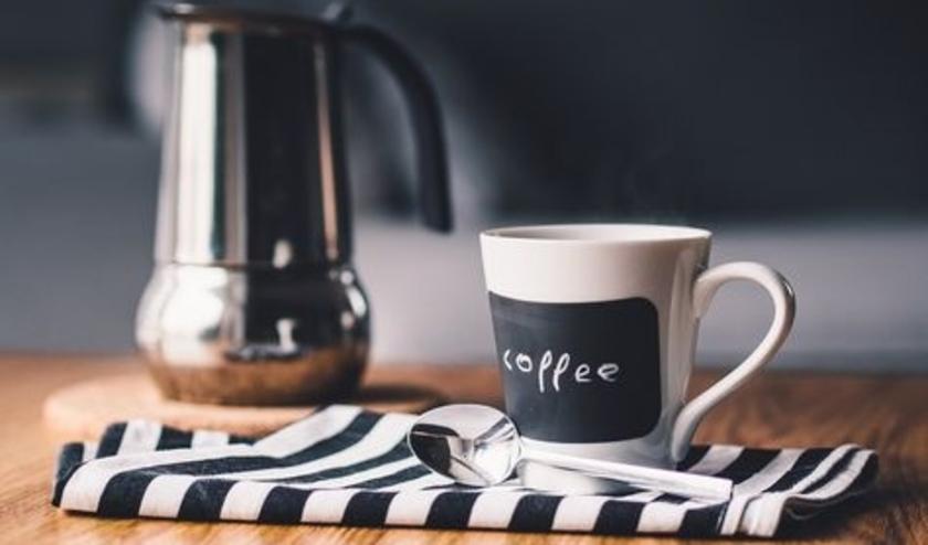 Op nummer 5: een bakje goede koffie. FOTO: Pixabay