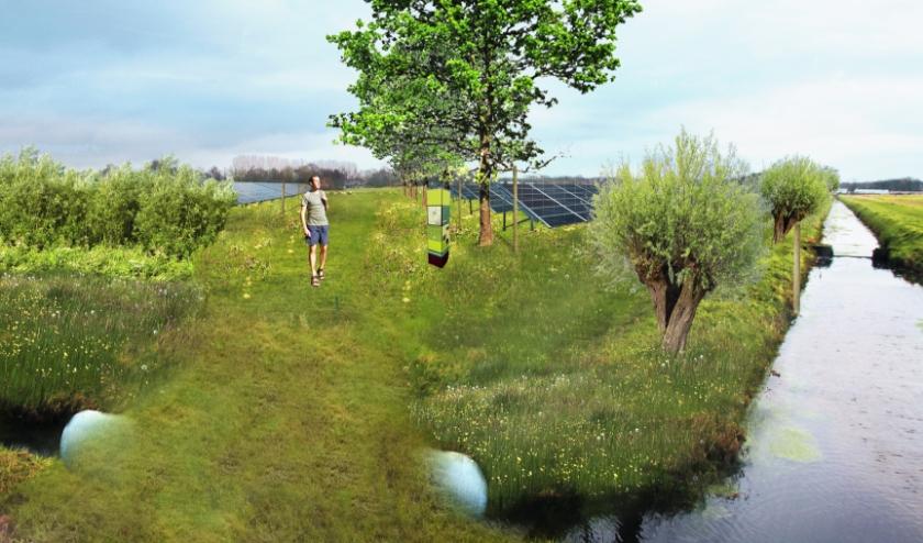 Naar verwachting neemt de Edese gemeenteraad in mei een definitieve beslissing over de komst van het zonnepark.