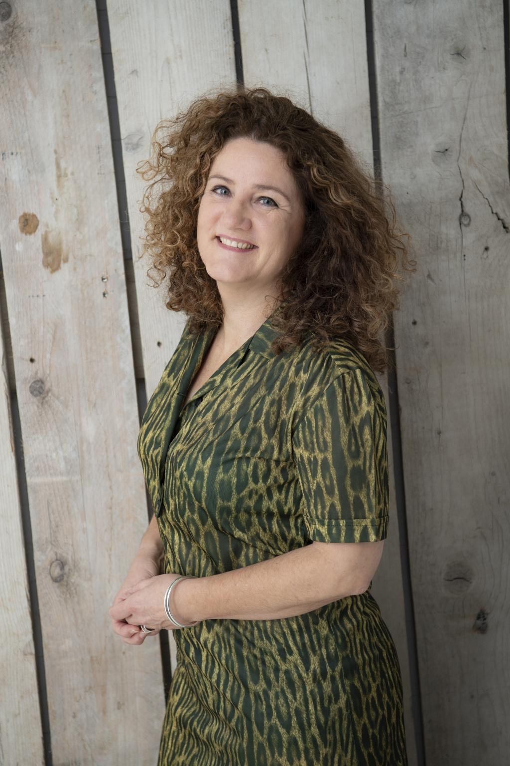 Annette Verspoor schreef 'De wens in het water'.