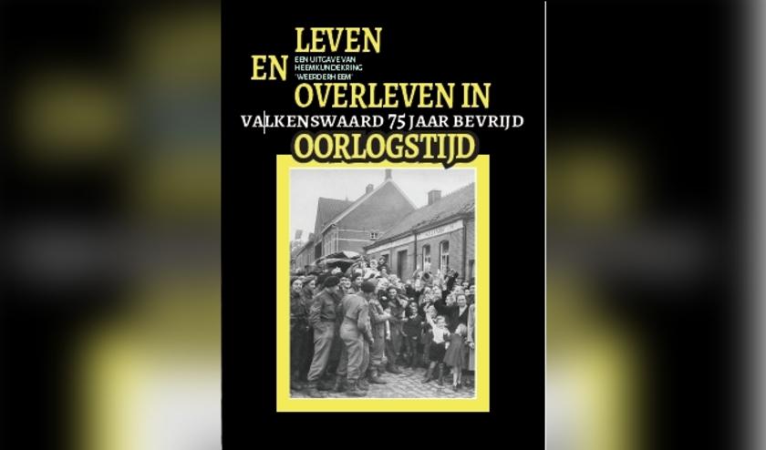 Het boek 'Leven en overleven in oorlogstijd, Valkenswaard 75 jaar bevrijd'. Nu landelijk de doden herdacht en de bevrijding gevierd wordt is deze uitgave over de lokale oorlogsgeschiedenis actueel.