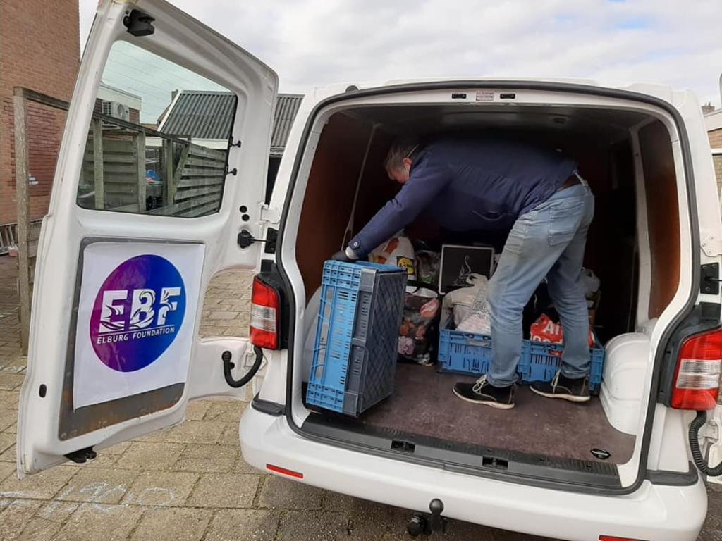 Foto: Voedselbank © DPG Media