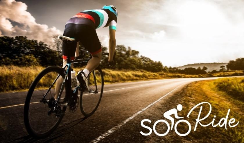 Meedoen aan de individuele fietstocht kan zolang de beperkende maatregelen gelden, zo vaak je wil. (Foto: pr)