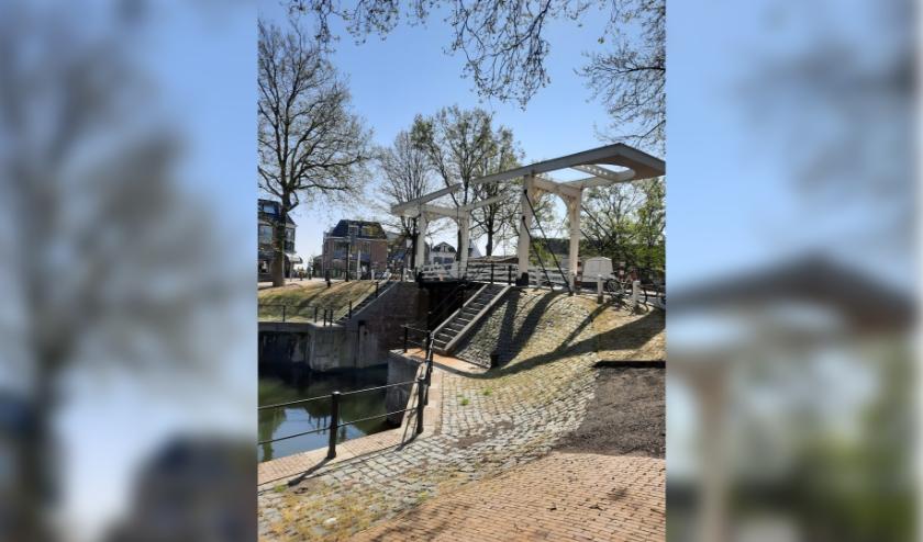Vreeswijk ligt er dezer weken, net als veel andere dorpen en ook steden, verlaten bij. Foto: Nigél van der Weert