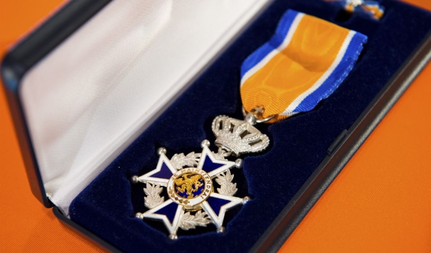 Ook dit jaar was er een Koninklijke Onderscheiding voor een aantal Rijswijkse burgers