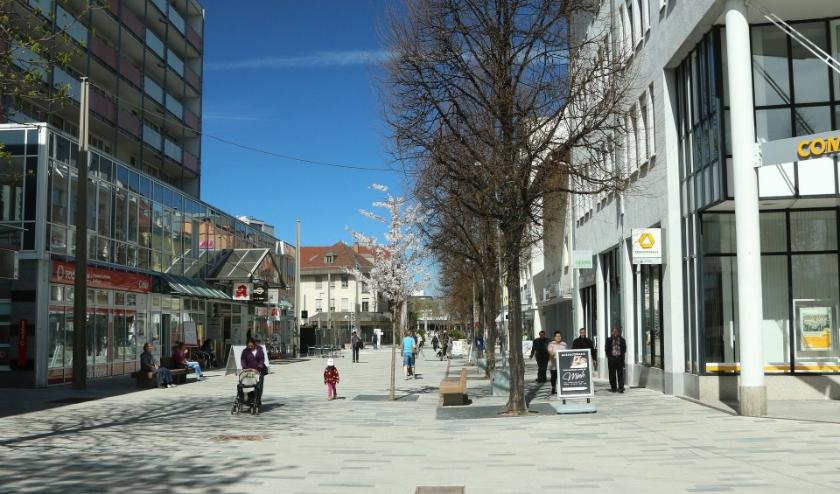 Lege winkelstraten zijn voor nu het beeld van vele stadscentra. Foto: Pixabay.