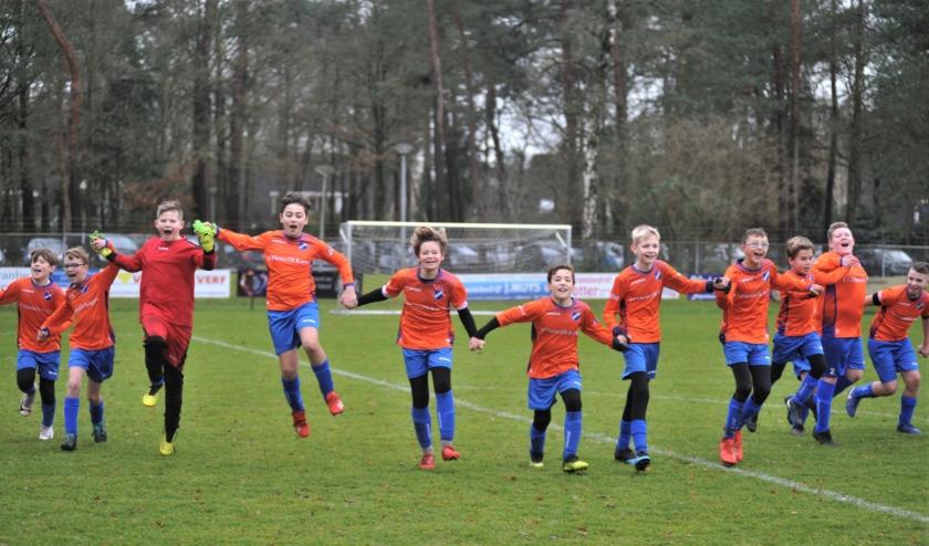De voetbaljeugd kan binnen afzienbare tijd weer op het Wilhelminasportpark terecht. Foto: gertbudding.nl