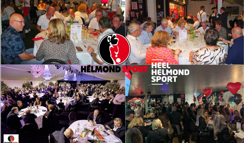 Sponsoren van Helmond Sport wordt gevraagd om de club blijvend te ondersteunen.
