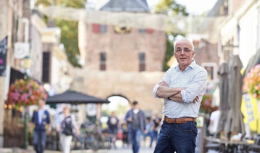 Joop Zwart, voorzitter van Comité Botterdagen & Open Monumentendag over afgelasting: ''Het risico is, ook financieel gezien, te groot.''