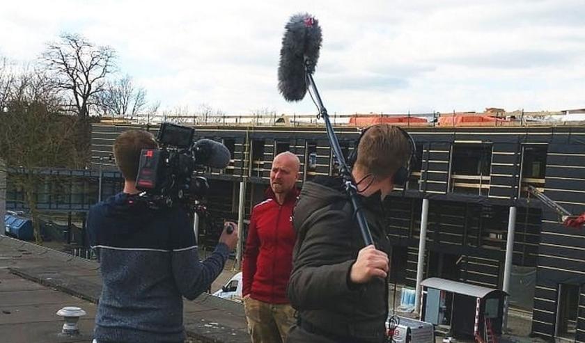 Making off van de CLV-Digi-Passion. (Foto: Henk Otte)