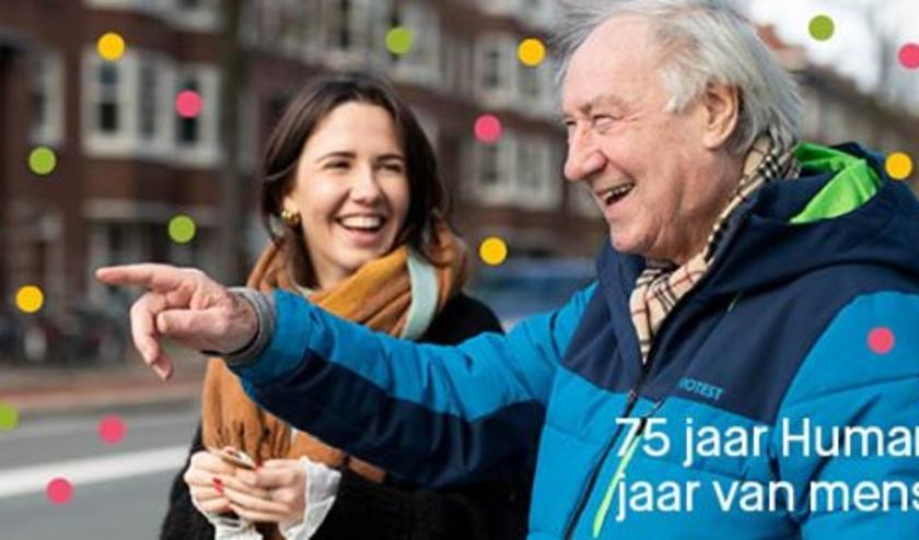 Humanitas 75 jaar (Fotograaf: Anneke Hymmen)