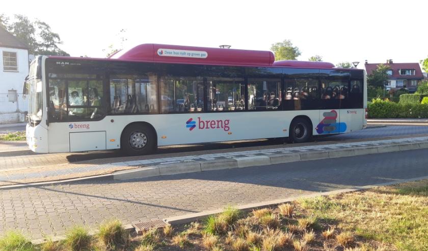 De tarieven van Breng bus worden per 1 juli geïndexeerd. (foto: Danny van der Kracht)