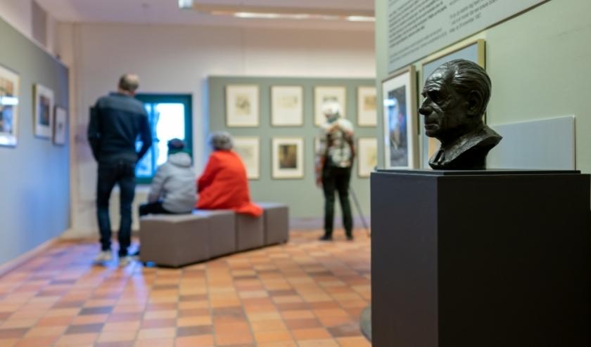 Het Anton Pieck Museum, hier op archiefbeeld, gaat maandag weer open.