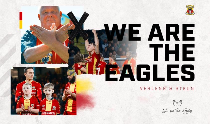 Go Ahead Eagles verloot vele mijlpaalprijzen onder fans die hun seizoenkaart verlengen / bestellen. Wekelijks volgt een update van de tussenstand van de seizoenkaartmeter op ga-eagles.nl/wearetheeagles.