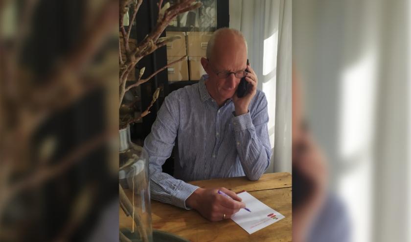 Jan Piet Vlasblom is coördinator van het Centrum Levensvragen. (Foto: pr)