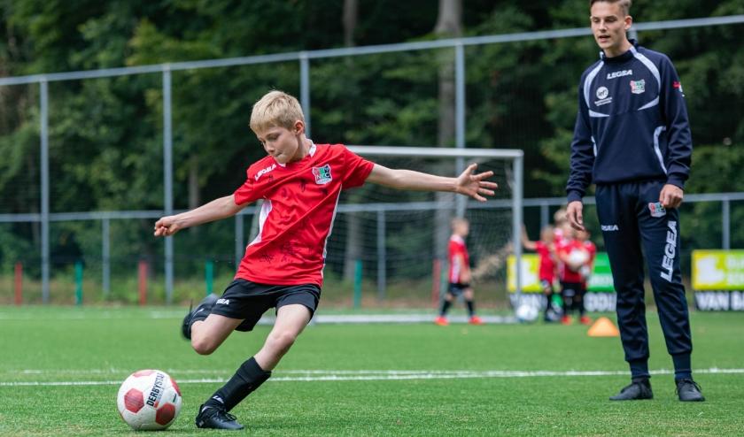 De N.E.C. Nijmegen Voetbalkampen komen er eer aan.