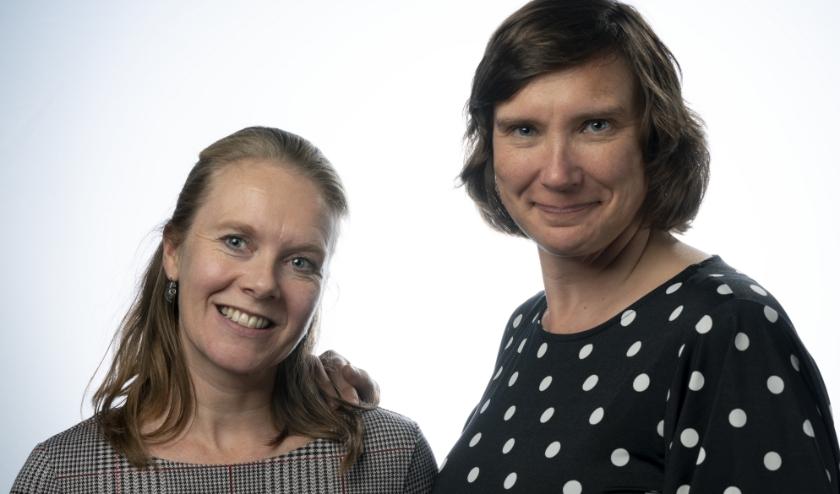 Shelly en Jolanda van JobHulp Culemborg