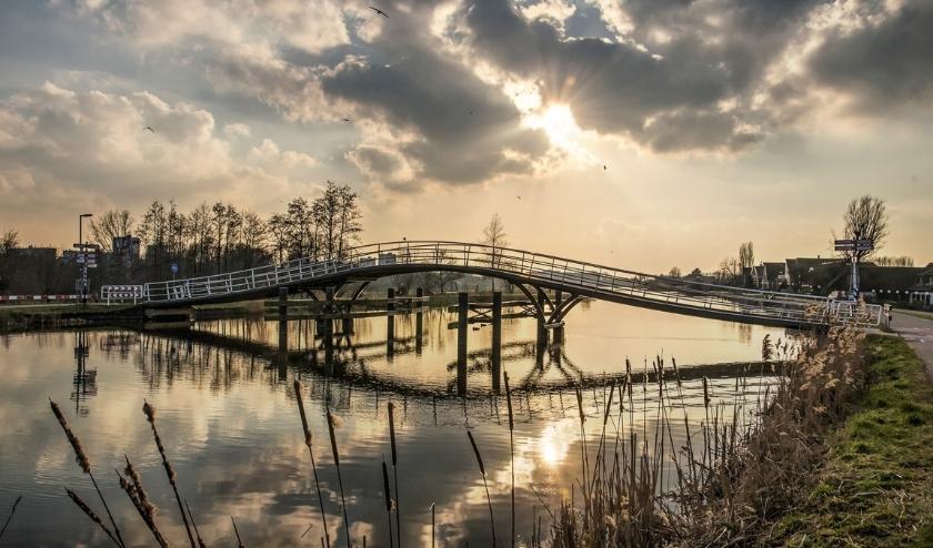 Bewoners van Nieuw Terbregge willen graag een fietsbrug om veiliger en sneller de Rotte te oversteken.