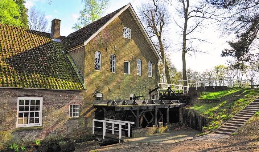 De Wenumse watermolen is een belangrijke cultuurhistorische trekpleister.