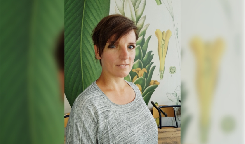 Birgit Feijen heeft best over haar lunchcafé Curcuma in gezeten. Maar ze blijft geloven in een goede toekomst.