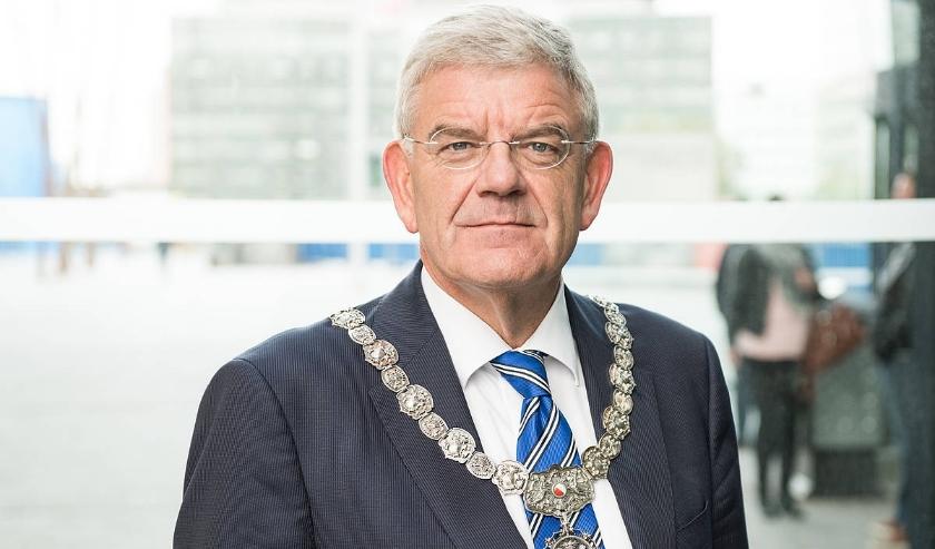 Jan van Zanen heeft in totaal 27 jaar de Utrechtse politiek gediend. Foto: gemeente Utrecht