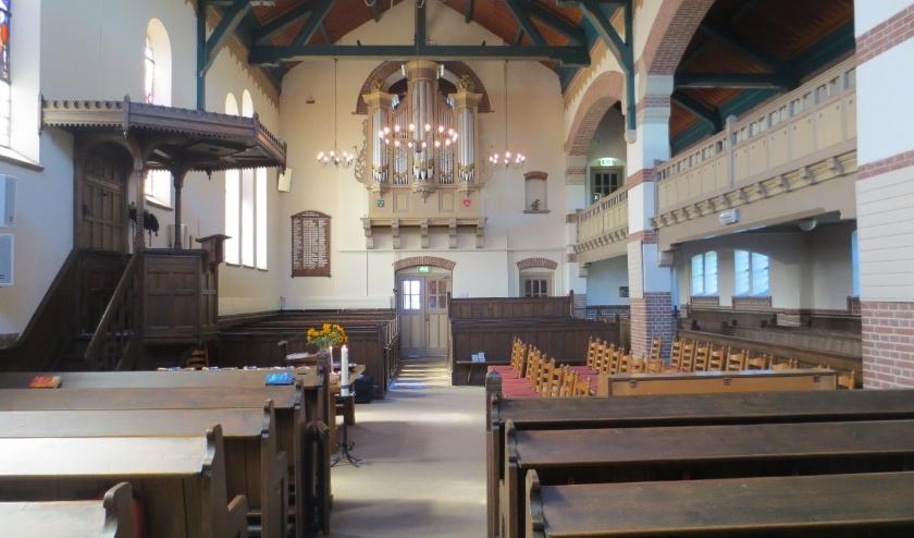 De Lindtse Kerk. (Foto: pr)