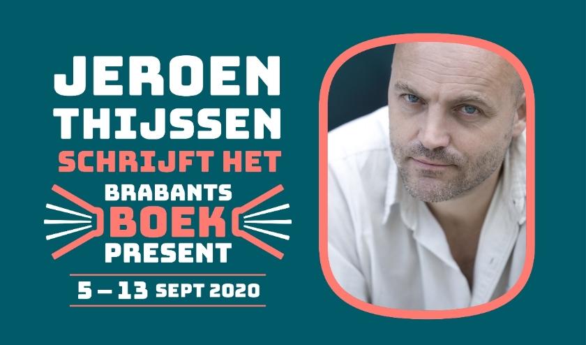 Bosschenaar Jeroen Thijssen schrijft het 2e Brabants Boek Present. De roman 'De terugkeer' is een intrigerende familieroman.