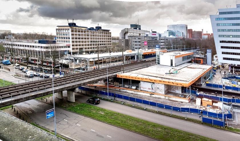 Station Rotterdam Alexander.