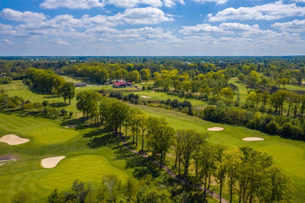 """Golfbaan """"De Koepel"""" Foto: Golfclub """"De Koepel"""" © DPG Media"""