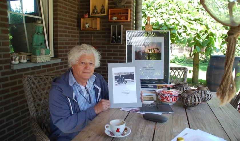 Haiga's van Severijns, zoals ze ook te zien waren tijdens de jaarlijkse expositie van Fotogroep Oirschot. Daarbij won hij ook enkele prijzen.
